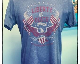 Liberty or Death Tee