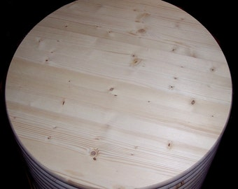 """Allwood 1"""" x 42"""" Furniture Grade glued round table top"""