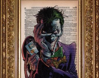 The Joker 2 Print