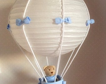 Charming hanging lamp for baby nursery