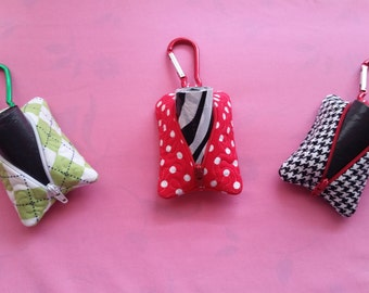 POOch Pouches -- Clip On Dog Poo Bag Holder -- Proceeds to Animal Charities