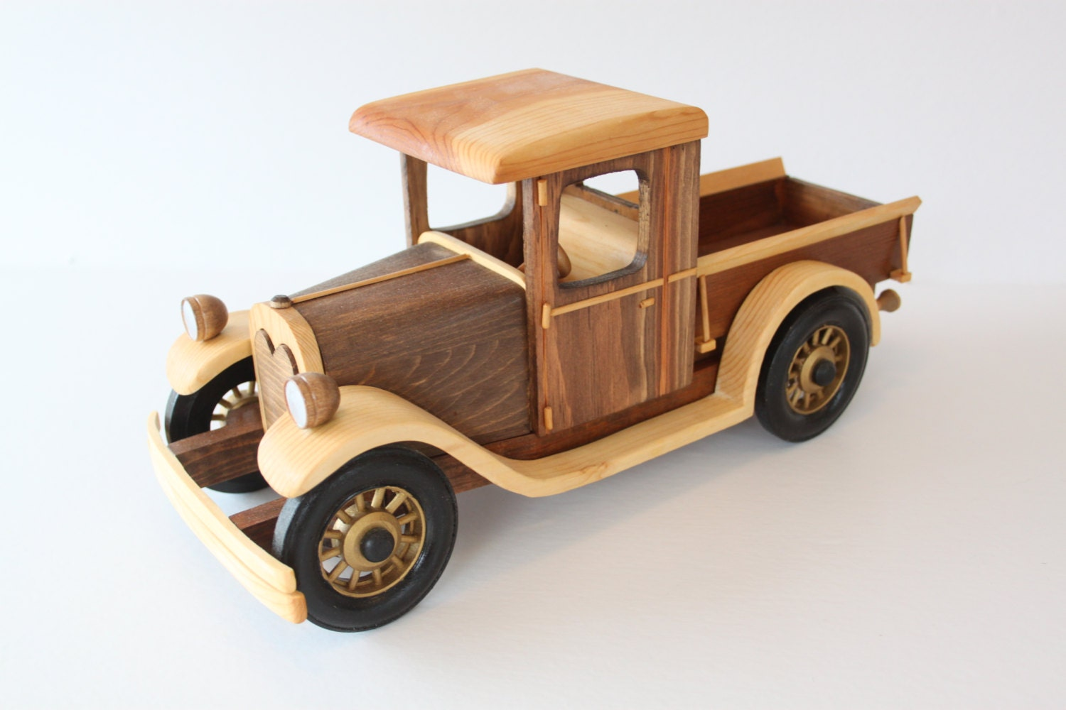 Making A Wooden Toy Truck Wooden Furniture Plans