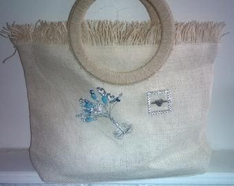 Craft Art Design Tote Bag Handbag