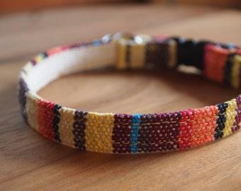 Colorful Breakaway Cat Collar