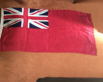 This is a great Genuine Nostalgic Royal Navy Ensign