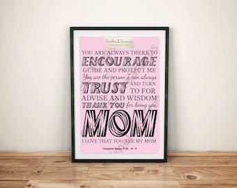 Family (B) Mom (Pink)