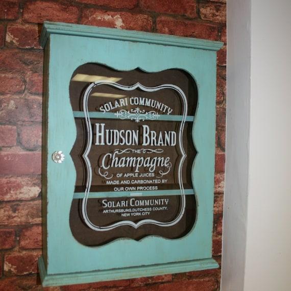 Joli style vintage fran ais placard avec porte par - Placard anglais ...