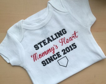 Stealing Mommy's Heart