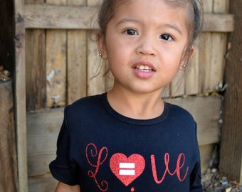 Love Wins tee - KIDS