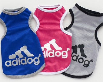 For SMALL Pets Dog Puppy SPORT Shirt Tank Top Sleeveless
