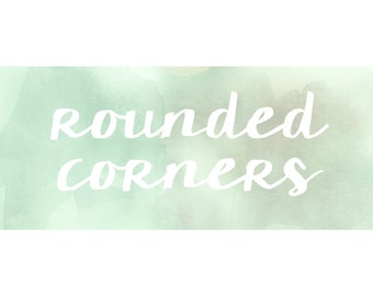 Add-On Rounded Corners
