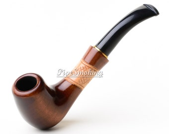 Tobacco, Wooden pipes, Hand pipe, Gift pipe, Wood pipe, Pipe, Tobacco smoking pipe, Pipe smoking, Tobacco pipe, Smoke pipe, Smoking a pipe