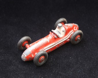 Vintage Dinky Toys: Maserati Racing Car No 23N (Meccano Ltd). Unboxed.