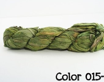 Sari Silk Ribbon 60 Yards Per 100G in Give Peas a Chance