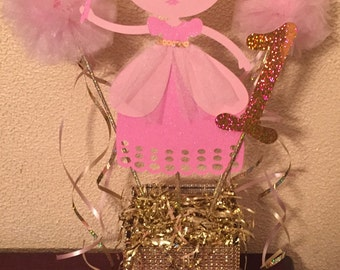 Birth Girl centerpiece