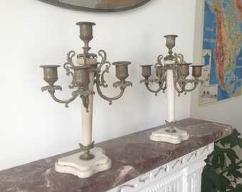 Old Candlestick Napoléon III