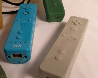 Wii Remote Exfoliating Body Soap