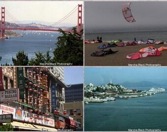 "San Francisco Photography, ""San Francisco  Collection"" Prints, San Francisco Wall Art, Photography San Francisco Prints"