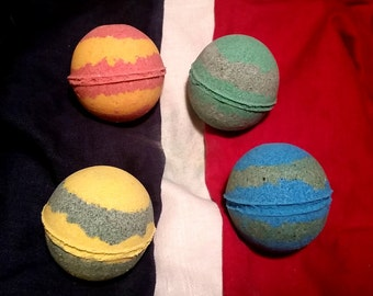 Common Rooms of Hogwarts - Bath Bomb Pack