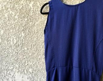 Blue Jodi Schwartz dress