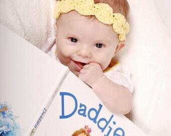 Infant/toddler headband