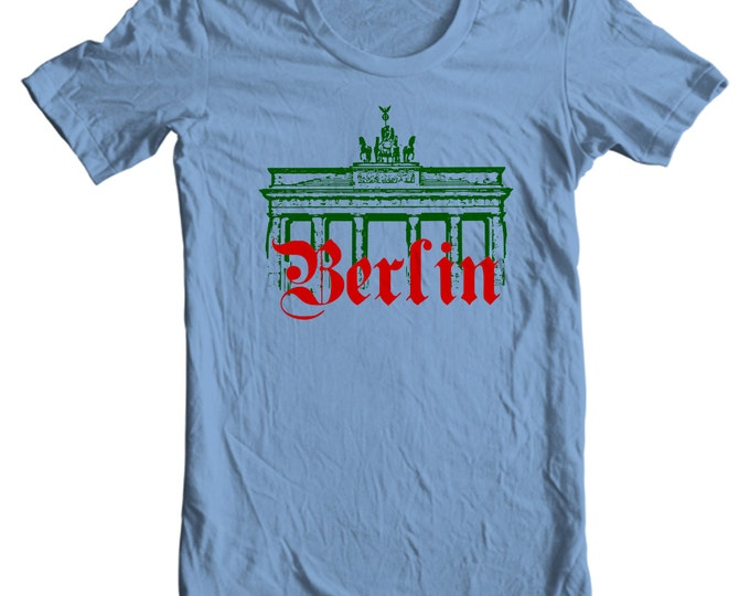 Brandenburg Gate Berlin Germany T-shirt