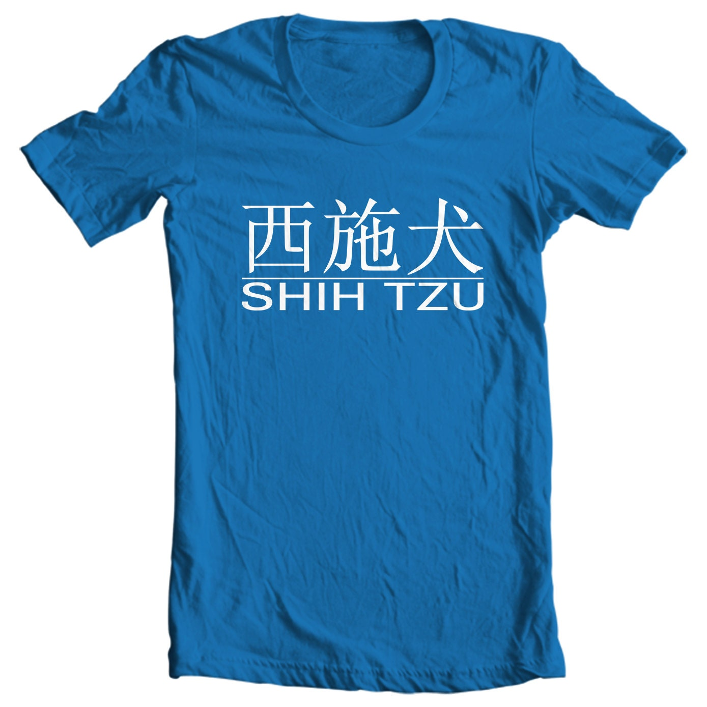 Shih Tzu Chinese Lion Dog Shirt - Only Shih Tzus