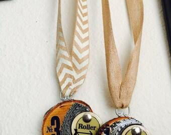 The MLIT Woodchip Medallion
