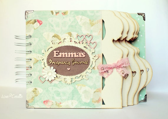 pregnancy journal template free - personalized pregnancy journal pregnancy diary week by week