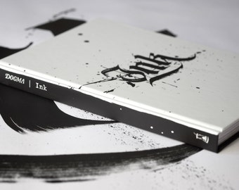 INK - Dogma Illustration book - Limited Edition