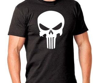 The Punisher Movie Logo Men's T-Shirt
