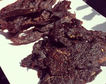 1 Pound Homemade Teriyaki Beef Jerky