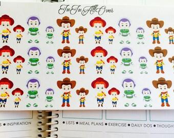 36 Kawaii Small Toys Kit