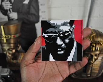 Jazz Vinyl Sticker Pack