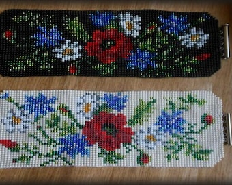 "Bracelet ""Wildflowers"""