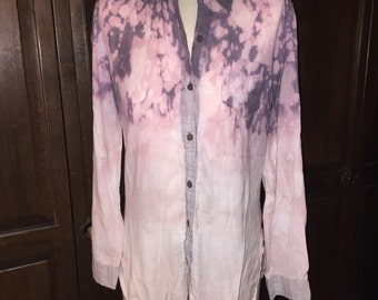Distressed Ombre