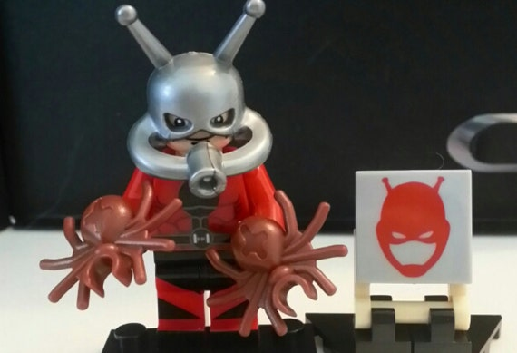 how to get ant man in lego marvel superheroes
