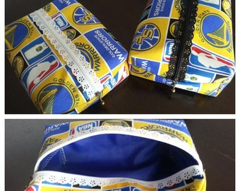 Warriors Cosmetic Pouch