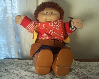 Vintage Cabbage Patch Cowboy