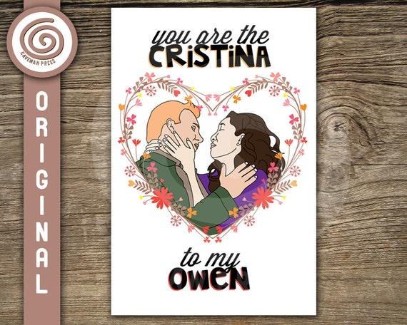 Grey's anatomy cristina rencontre owen