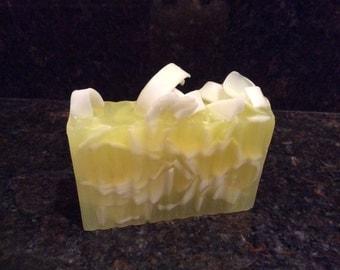 Lemon Zest Soap MP