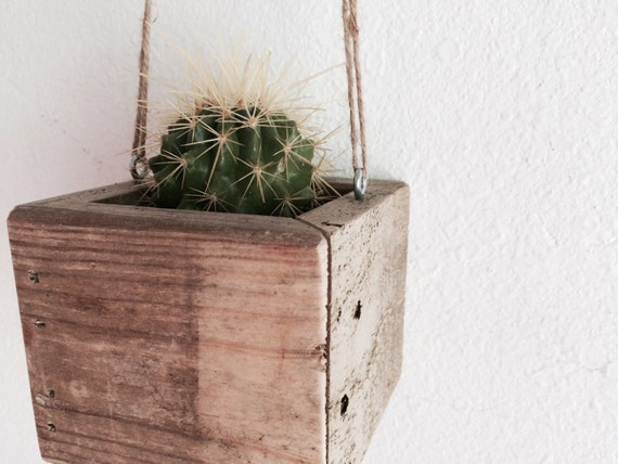 lovely wood planter boxes