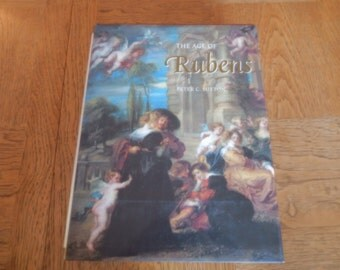 THE AGE of RUBENS by Peter C. Sutton Book