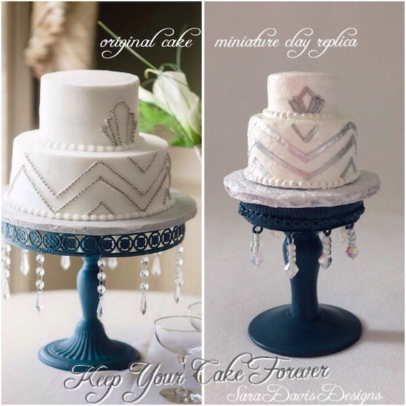 wedding cake christmas ornament replica wedding cake replica wedding cake ornament by saradavisdesigns 22197