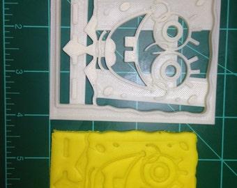 SpongeBob SquarePants cookie cutter