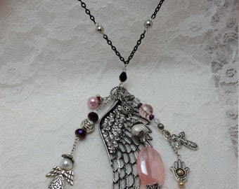 ANGEL WING PENDANT