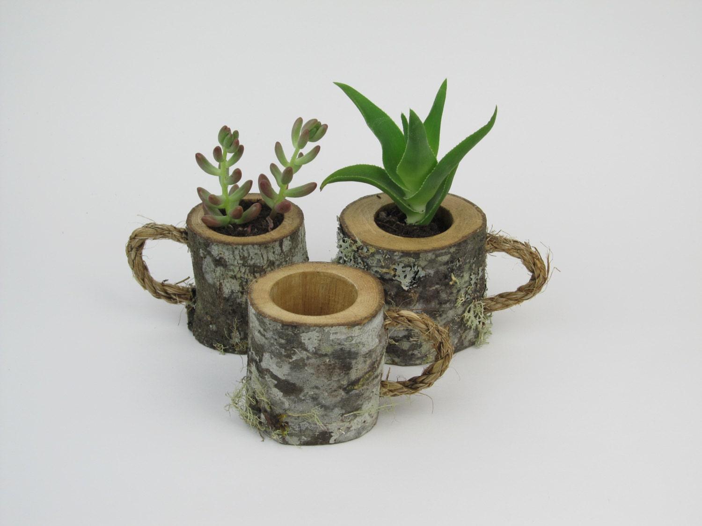 how to make mug planter
