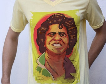 James Brown T shirt Design