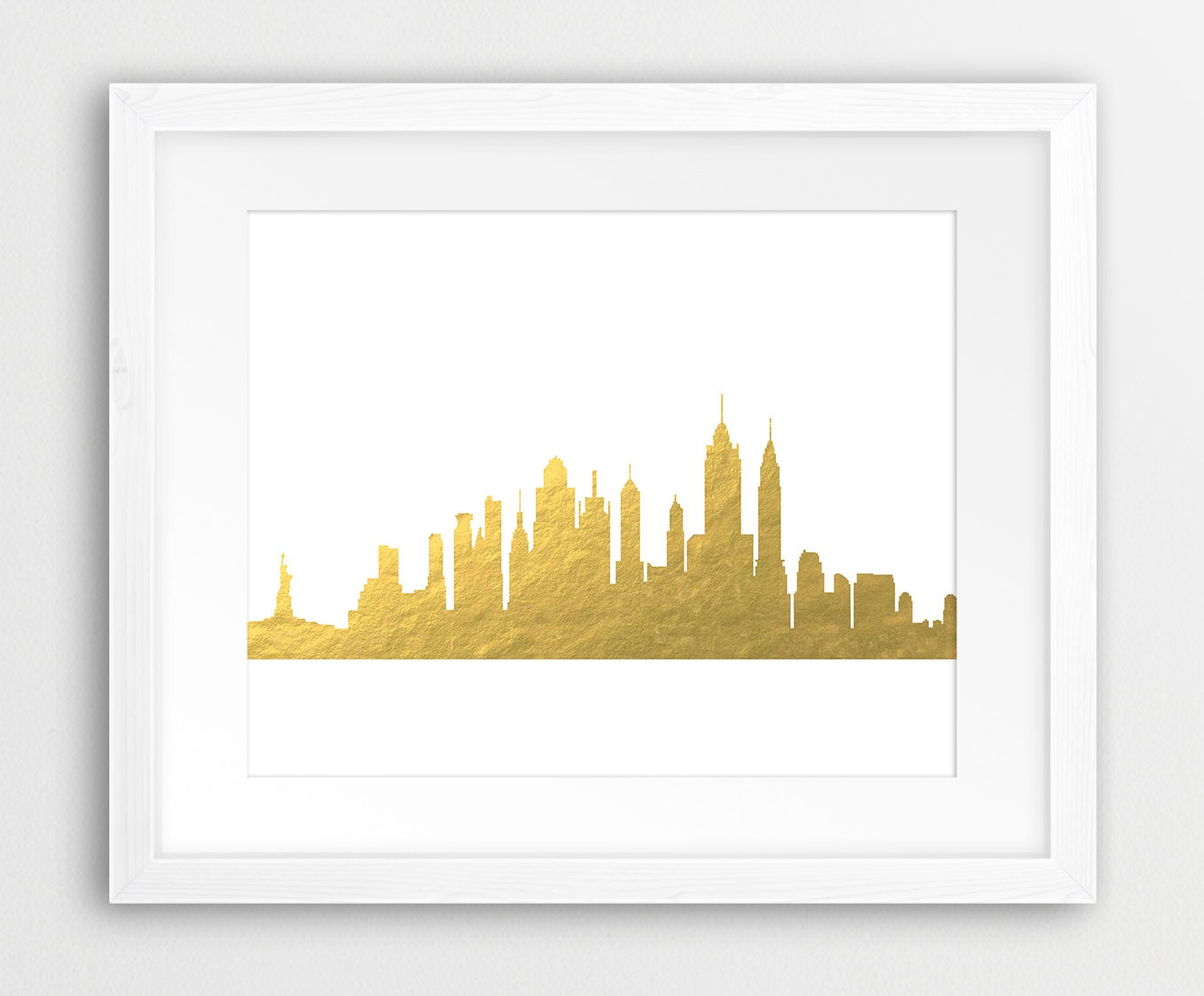 New York Skyline Wall Art. 301 moved permanently. new york city new ...
