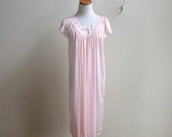 Sweet Silky Pink Nightie